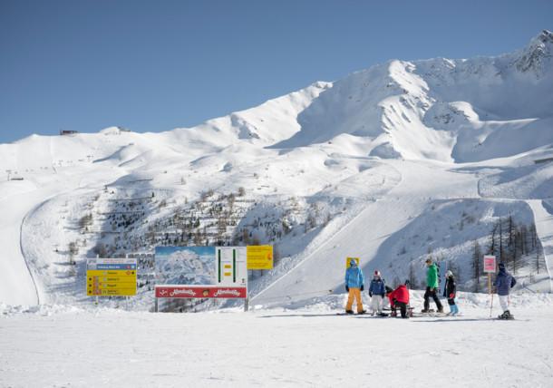 Ski- und Snowboardkurs in Matrei