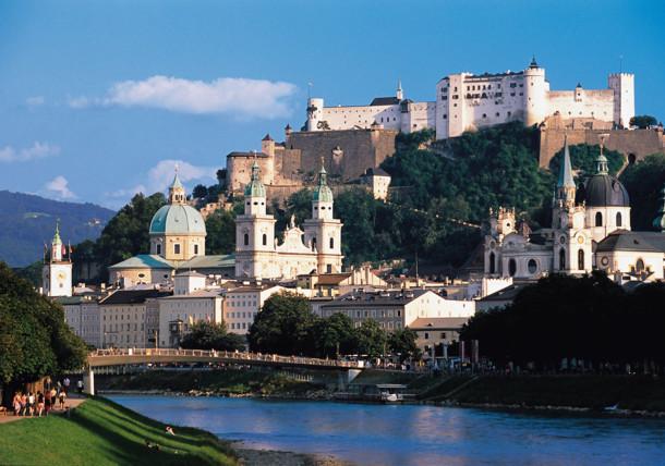 Fortăreața Salzburg