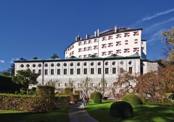 zámek Ambras, Innsbruck