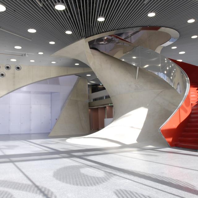 Haus für Musik & Musiktheater MUMUTH