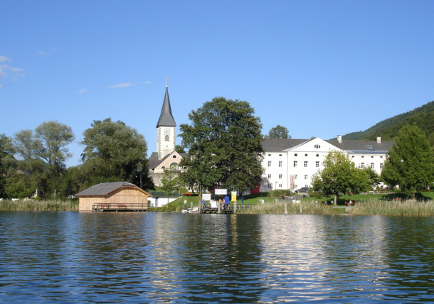 Festival Carinthian Summer at Ossiach monastery