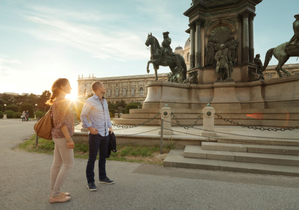 Visit Vienna's Art History Museum