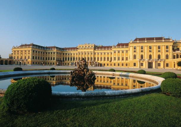 Schönbrunn Vienna