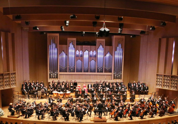 The Bruckner festival in Linz