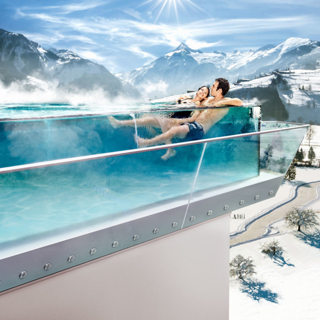 Skylinepool TAUERN SPA