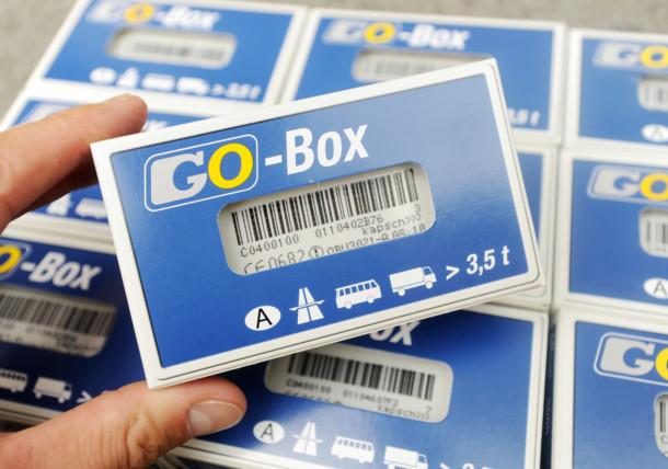 Go-Box - para vehículos de más de 3,5 toneladas