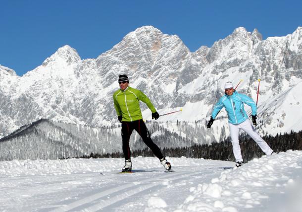 Langlauf in Schladmig-Dachstein