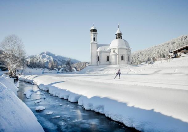 Winterzauber in Seefeld