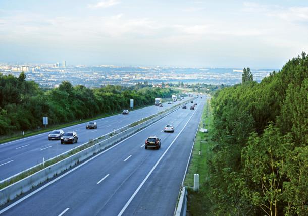Motorway Vienna