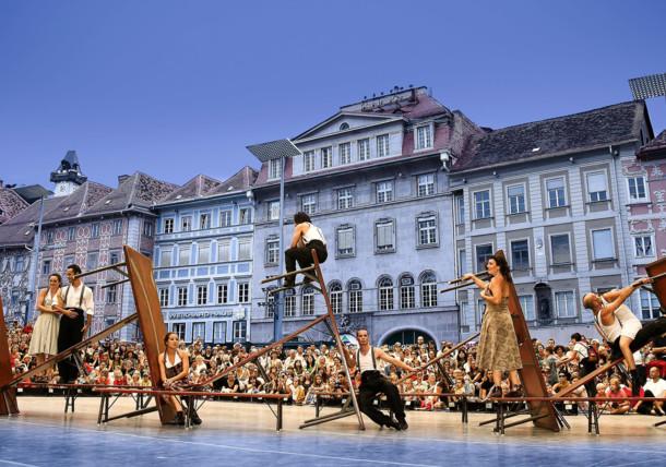 La Strada in Graz