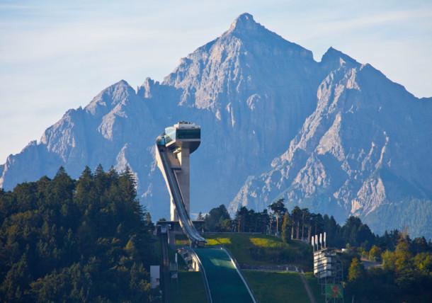 Bergisel Skisprung-Schanze, Innsbruck