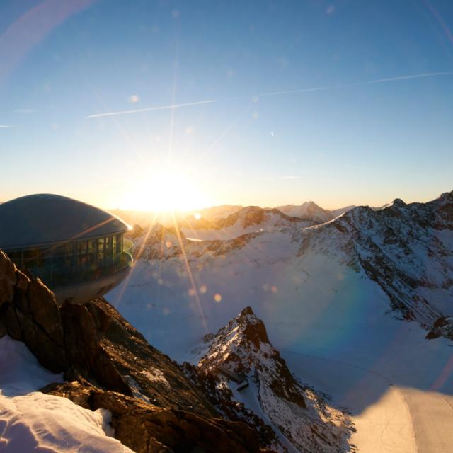 Pitztaler Gletscherbahn