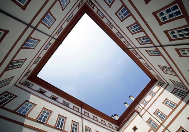 Nowa rezydencja, Salzburg