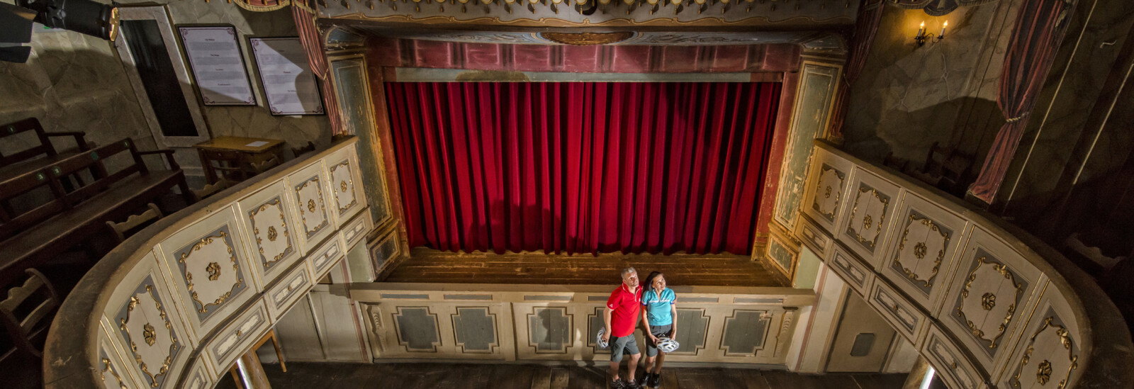 Stadttheater Grein in Oberösterreich