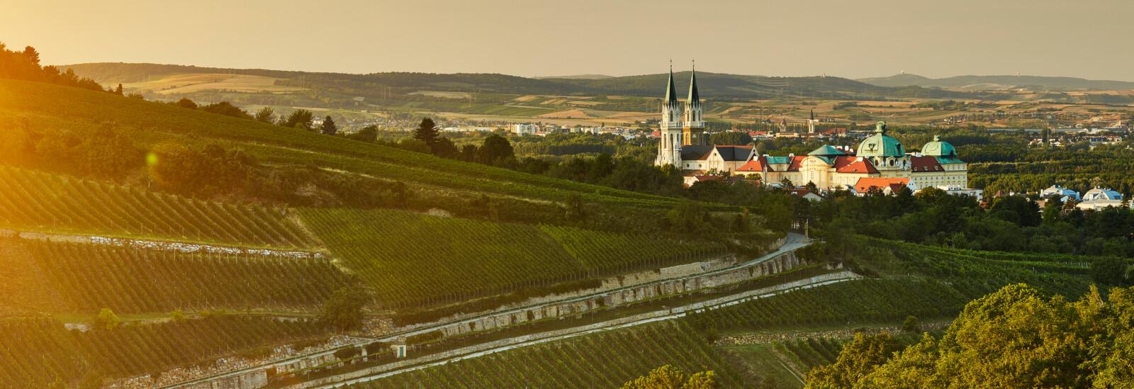 Stift Klosterneuburg, Wienerwald