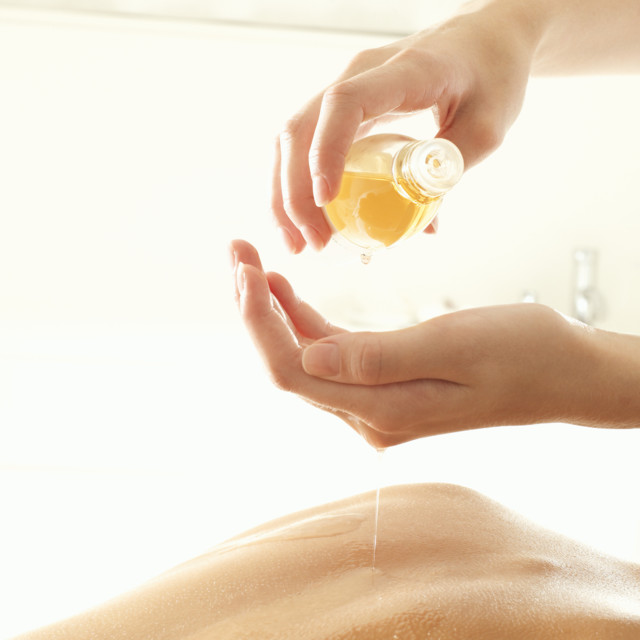 Wellness Massage Öl