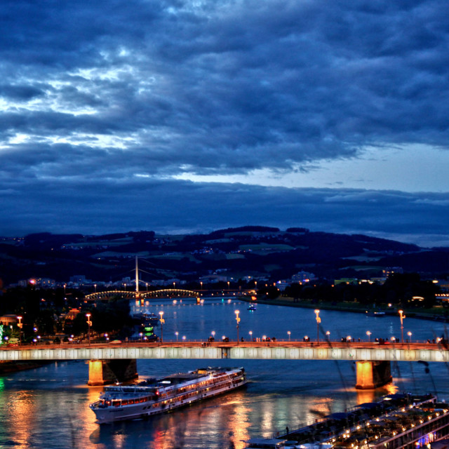 Panorama Linz