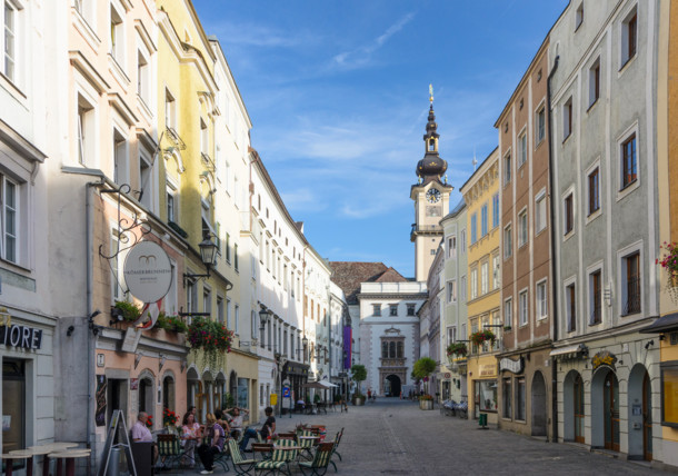 Linz - Old town