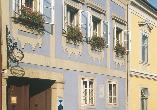 House of Joseph Haydn / Eisenstadt / Burgenland
