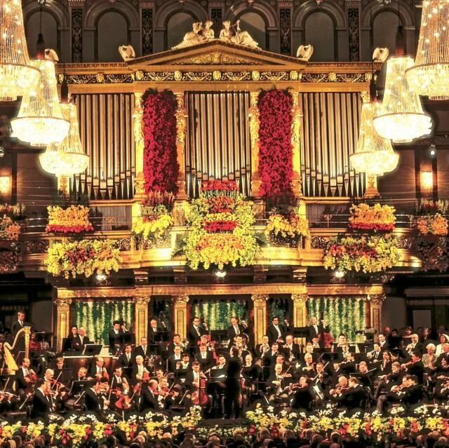 Neujahrskonzert Wien