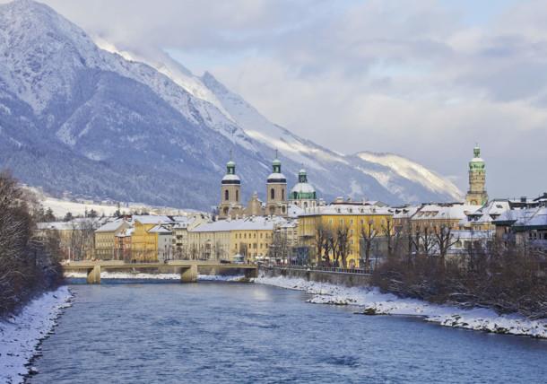 Innsbruck télen