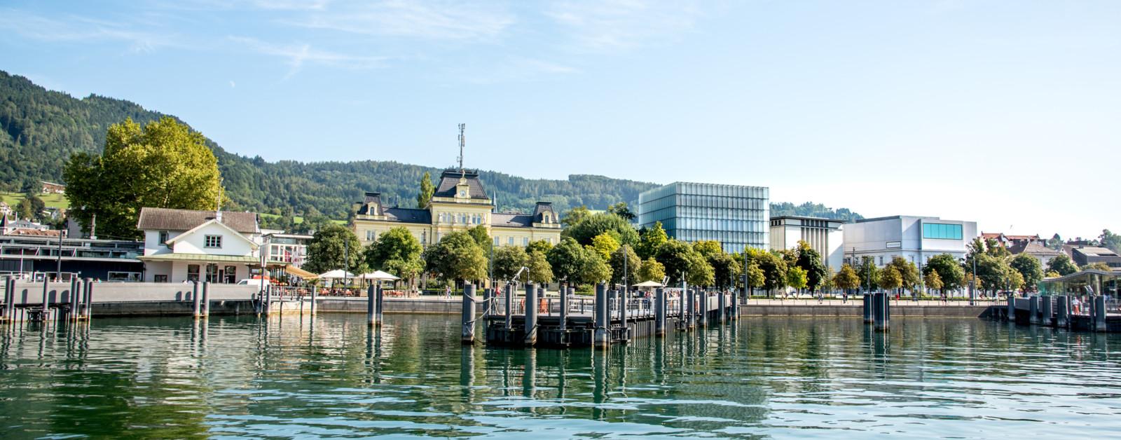 Bregenzer Stadt- und Weingeschichten | Spiegels