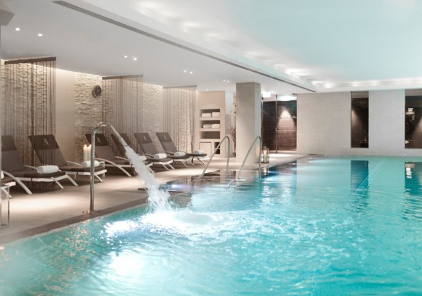 The Ritz-Carlton spa Vienna