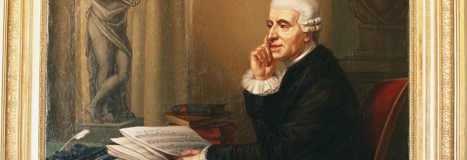 Haydn Porträt