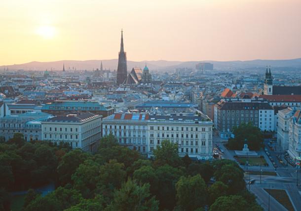 View of Vienna