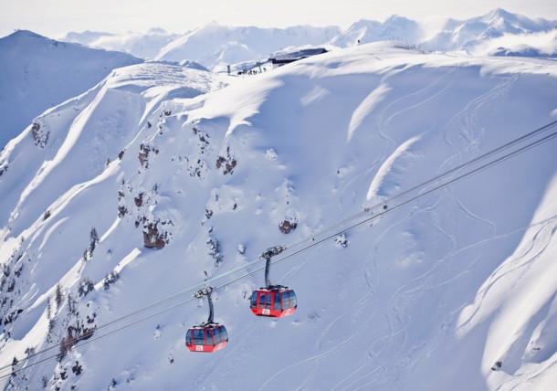 Cable car Kitzbühel