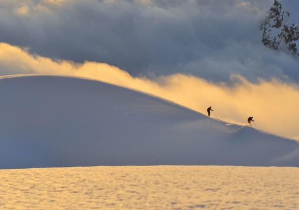 ski region Arlberg