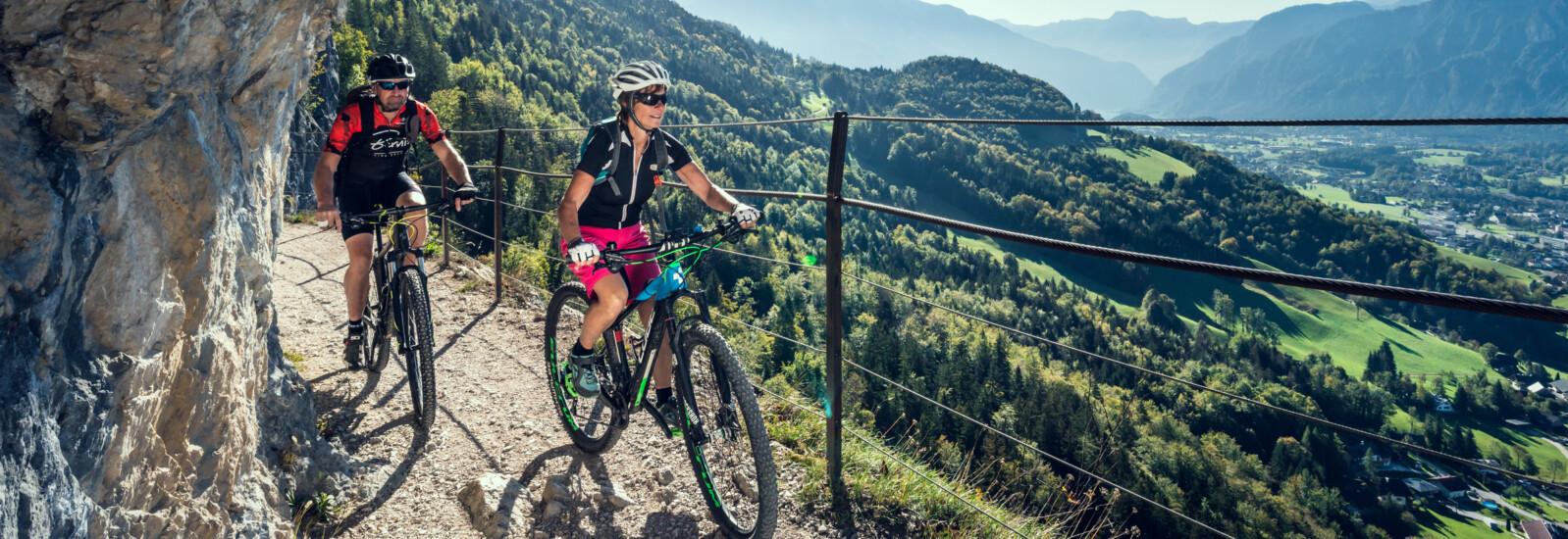 Salzkammergut Mountainbike Trophy Trainingsstrecke