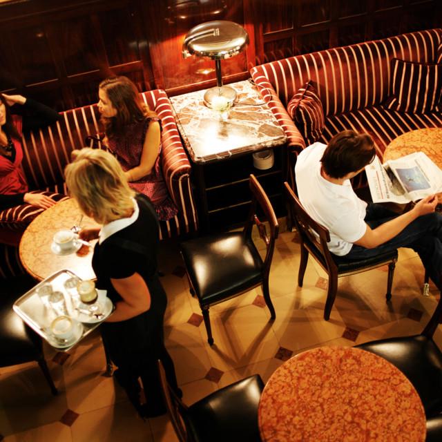 Kaffeehaus Demel in Wien