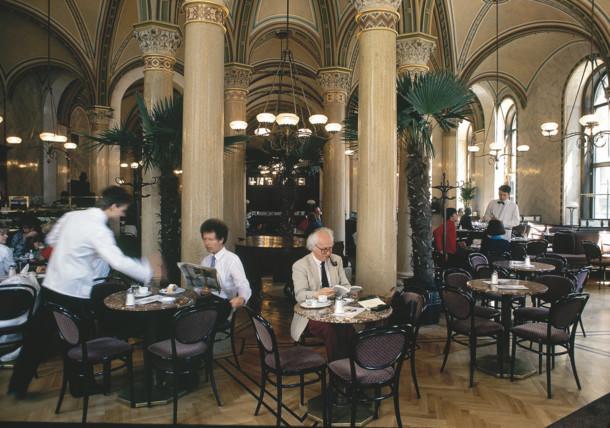 Coffee House Vienna