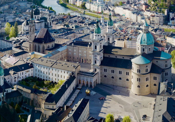 Domquartier Salzburg