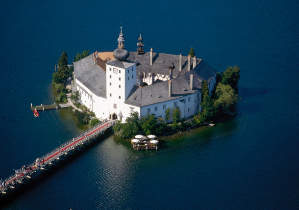 Ort Castle / Lake Traunsee / Upper Austria