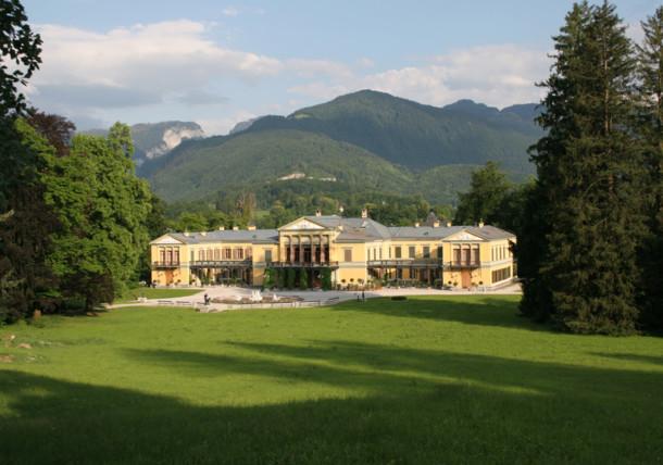 Kaiservilla Bad Ischl und Park