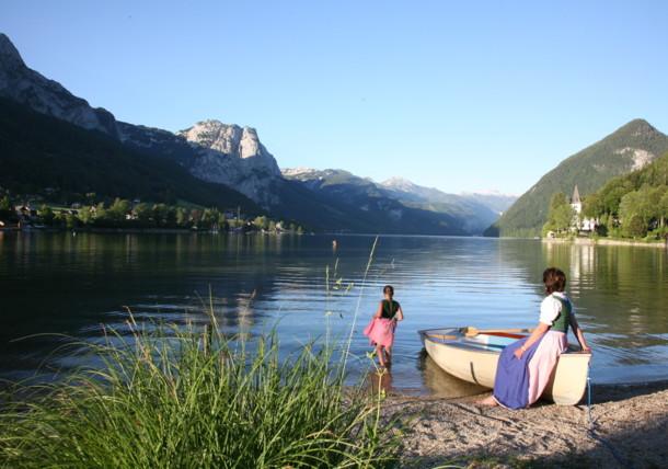 Salzkammergut See