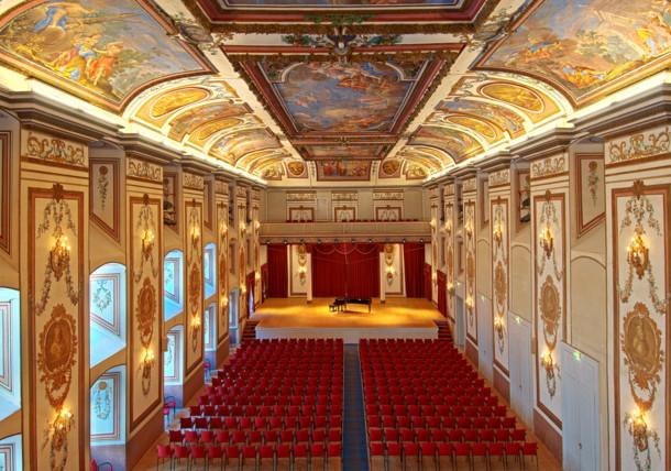 Haydnsaal at Esterhazy Palace