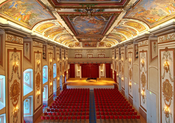Haydnsaal at Esterhazy Palace