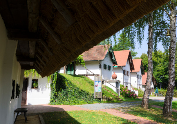 Open-air museum Gerersdorf