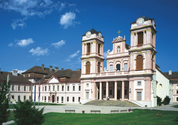 Goettweig Abbey Church / Lower Austria