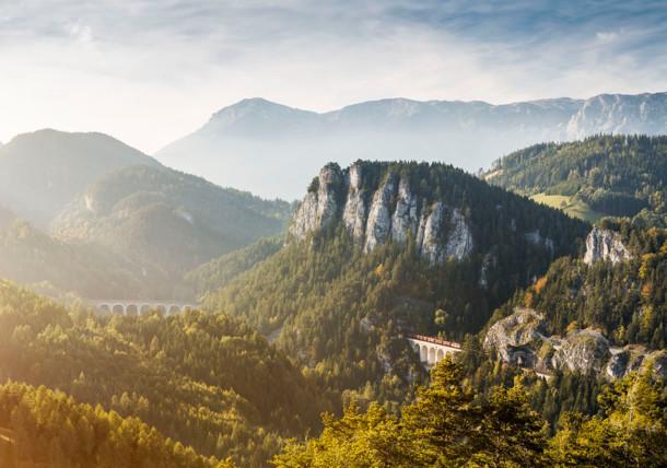 Wiener Alpen in Niederösterreich