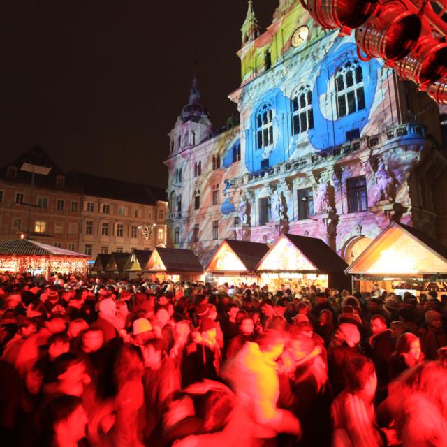 Silvester in Graz