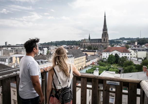 Höhenrausch, Linz