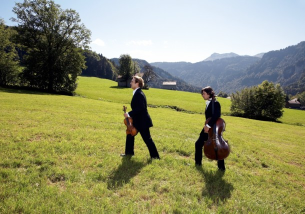 Musicians from the Schubertiade Festival