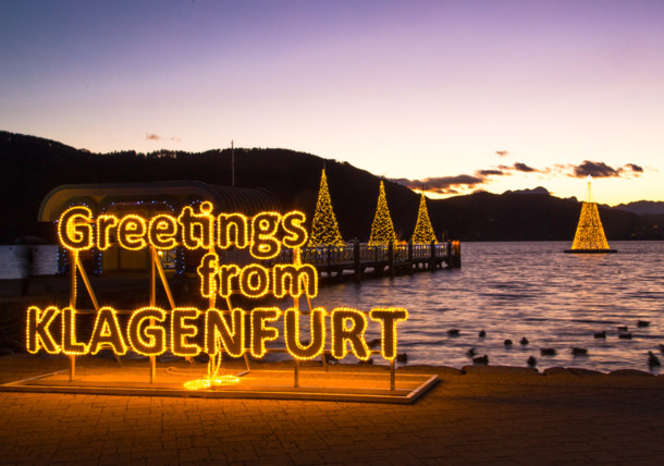 Advent am Wörthersee in Klagenfurt