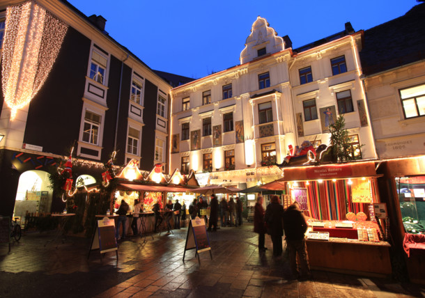 Christmas time in Graz