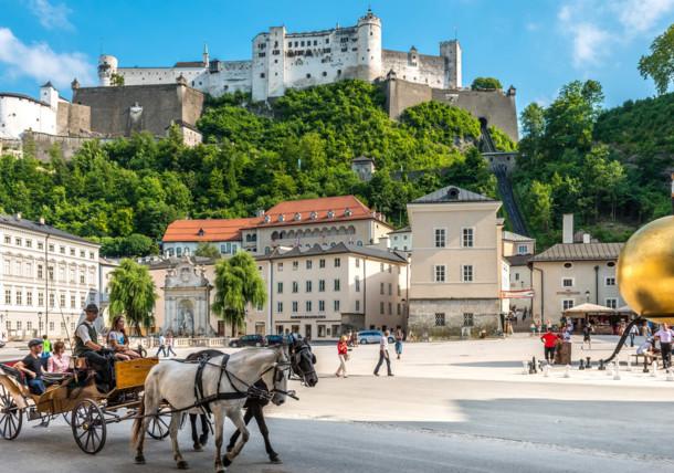Kapitelplatz, Salzburg
