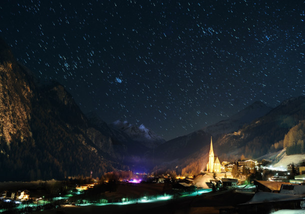 Nuit sur Heiligenblut